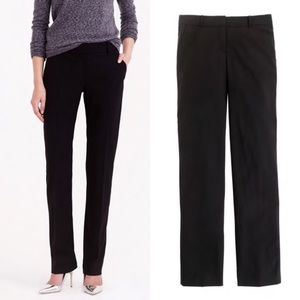 "J. Crew Bristol trouser in wool - 30"" inseam"